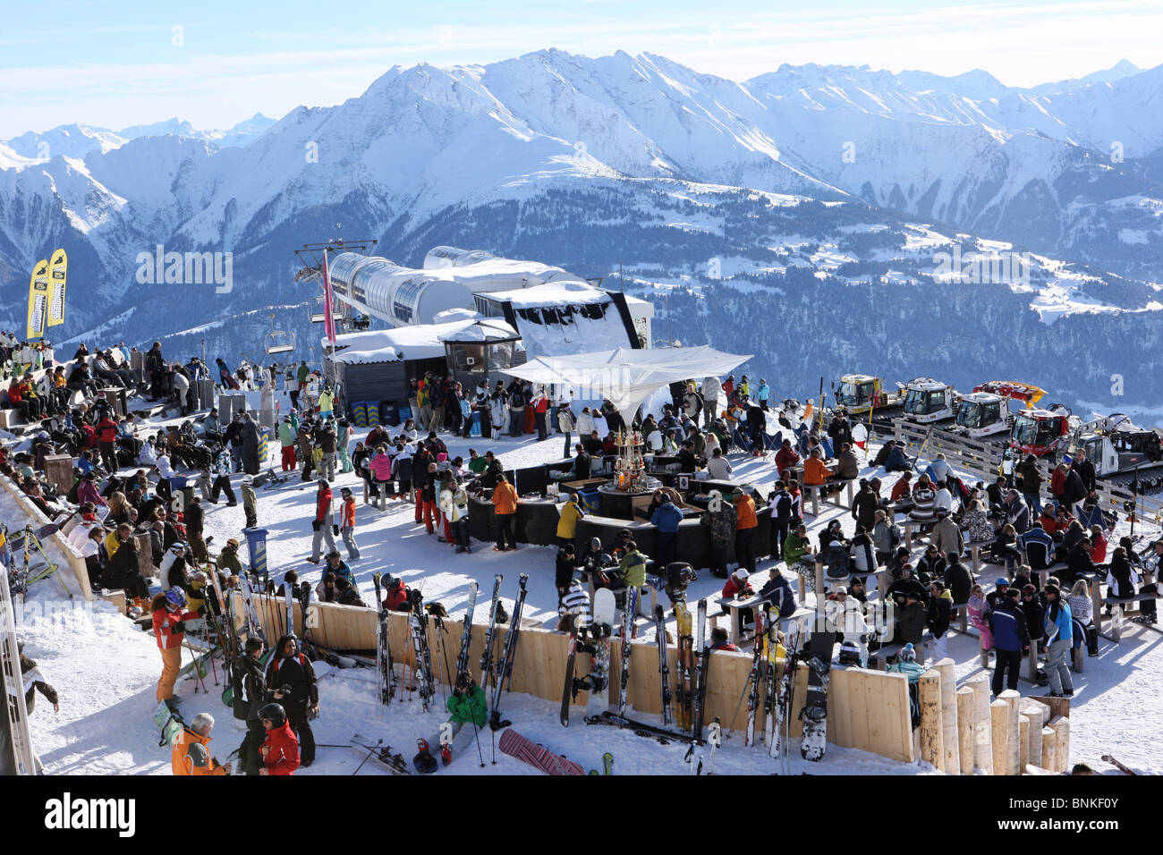 Laax Stock Photos Laax Stock Images Alamy