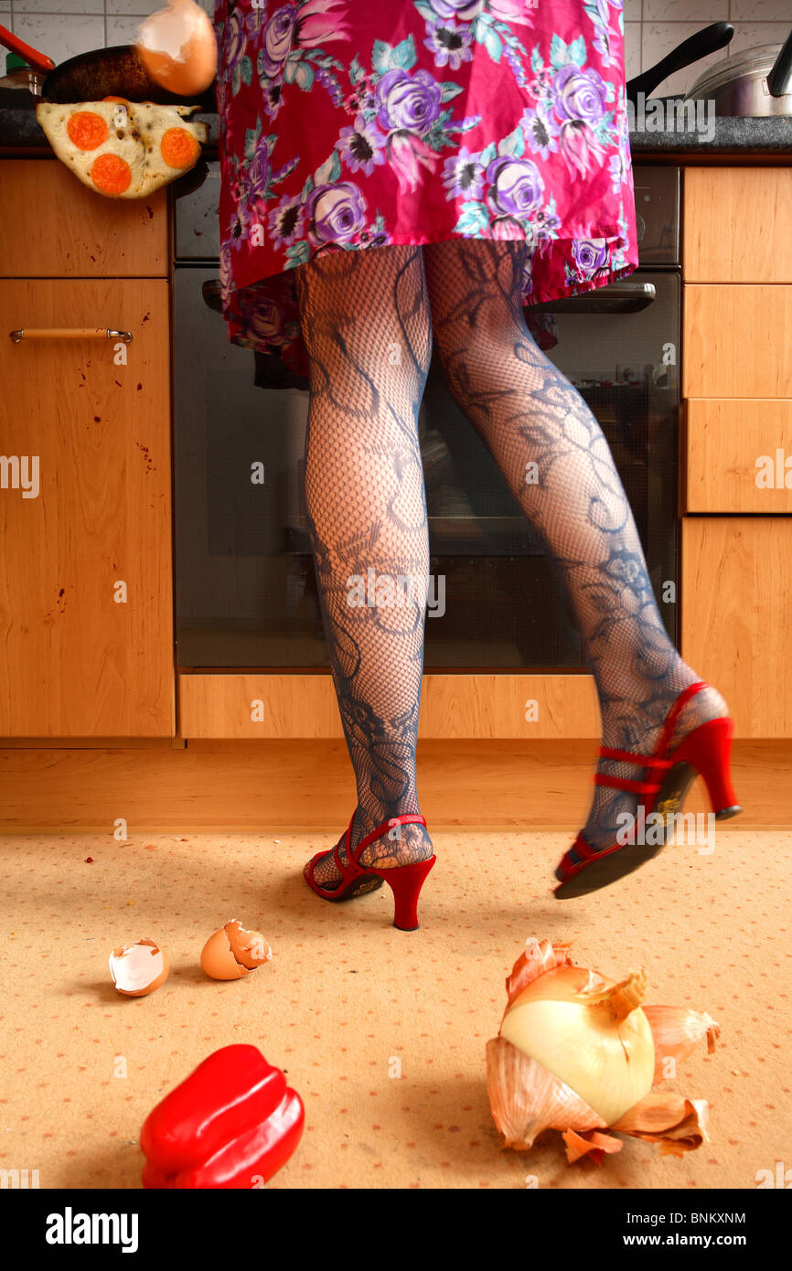 Wife dirty pantyhose commit