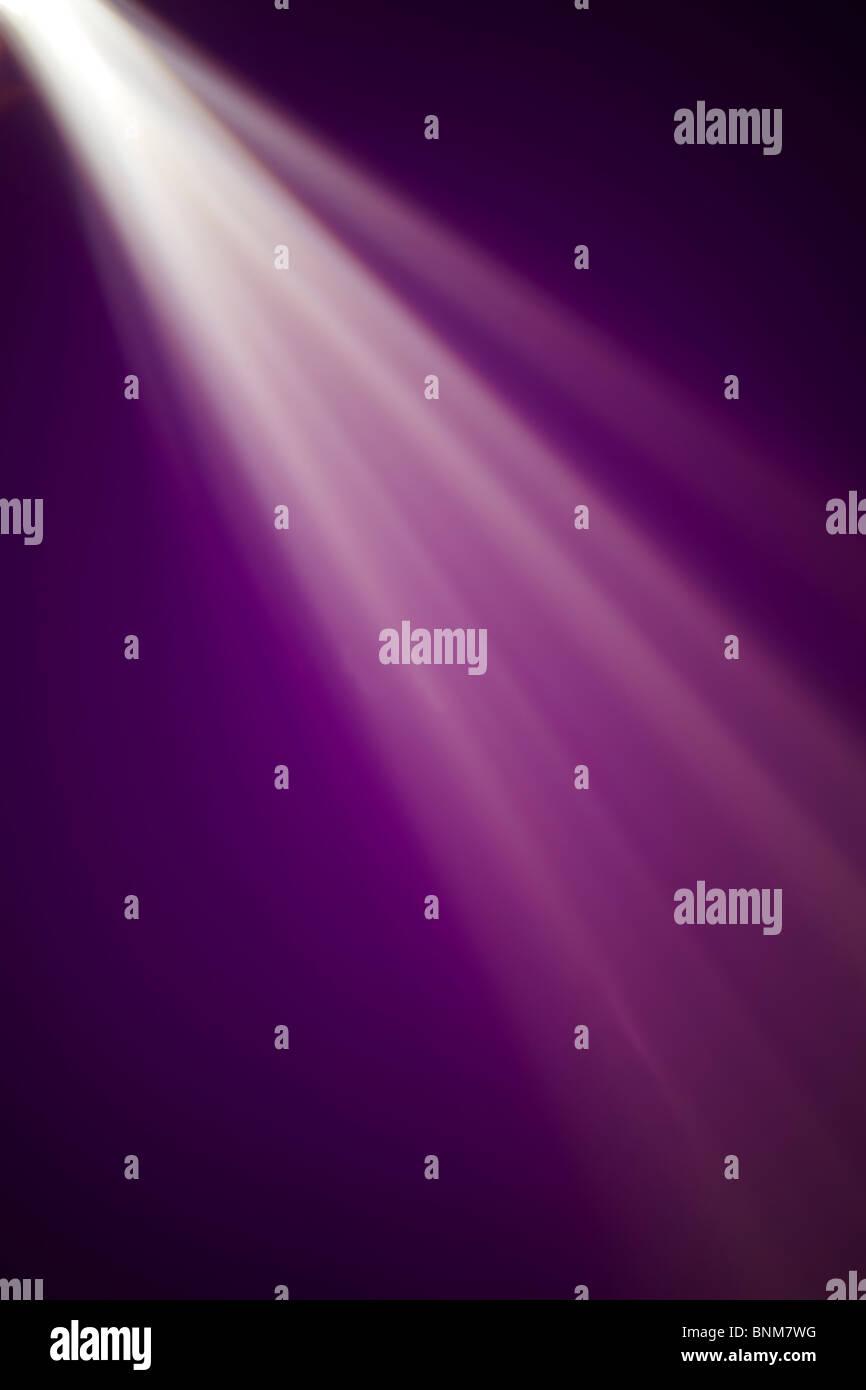Shaft of Light - Stock Image