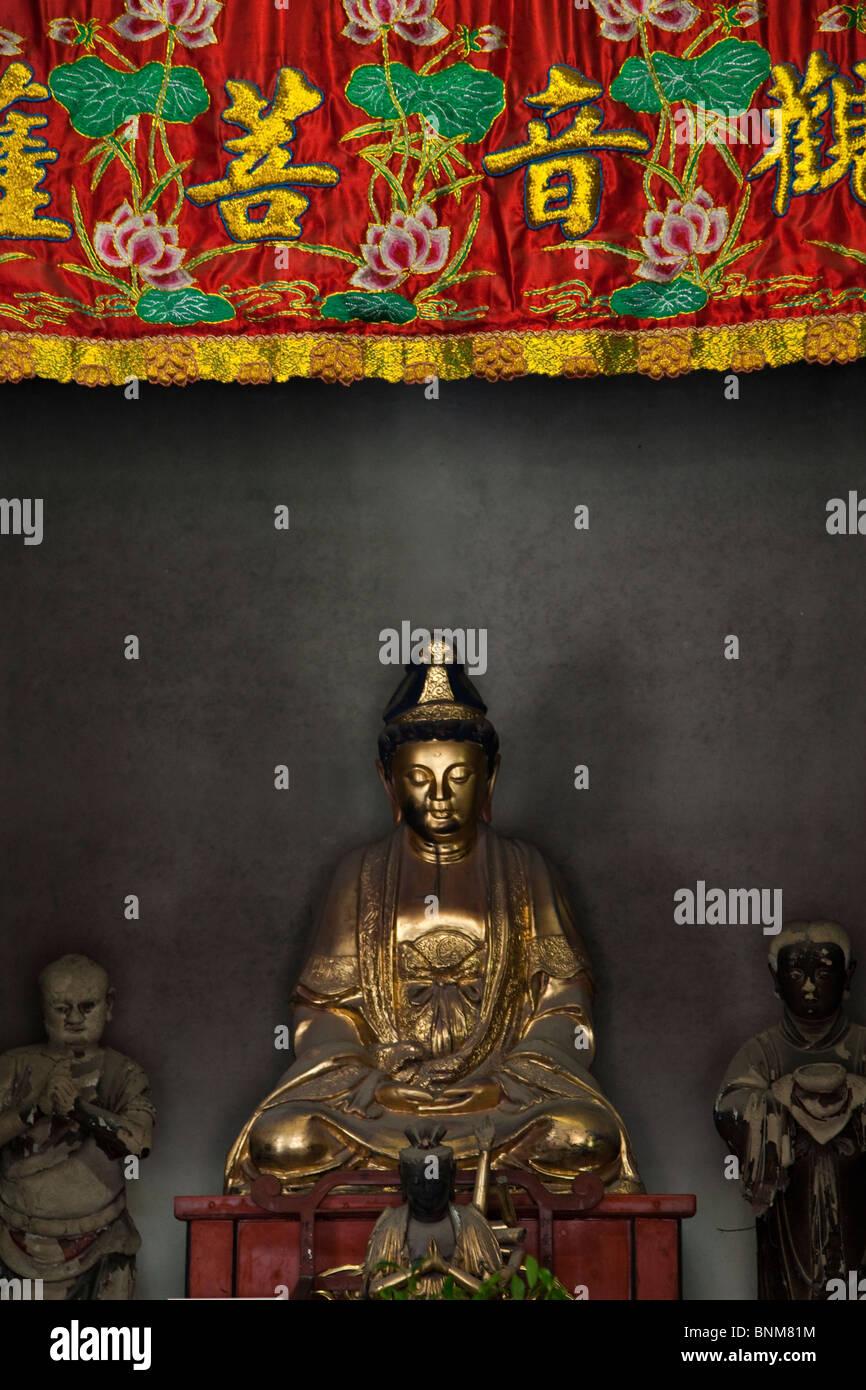 Buddha at Sofukuji Temple Buddha Sofukuji Temple Stock Photo
