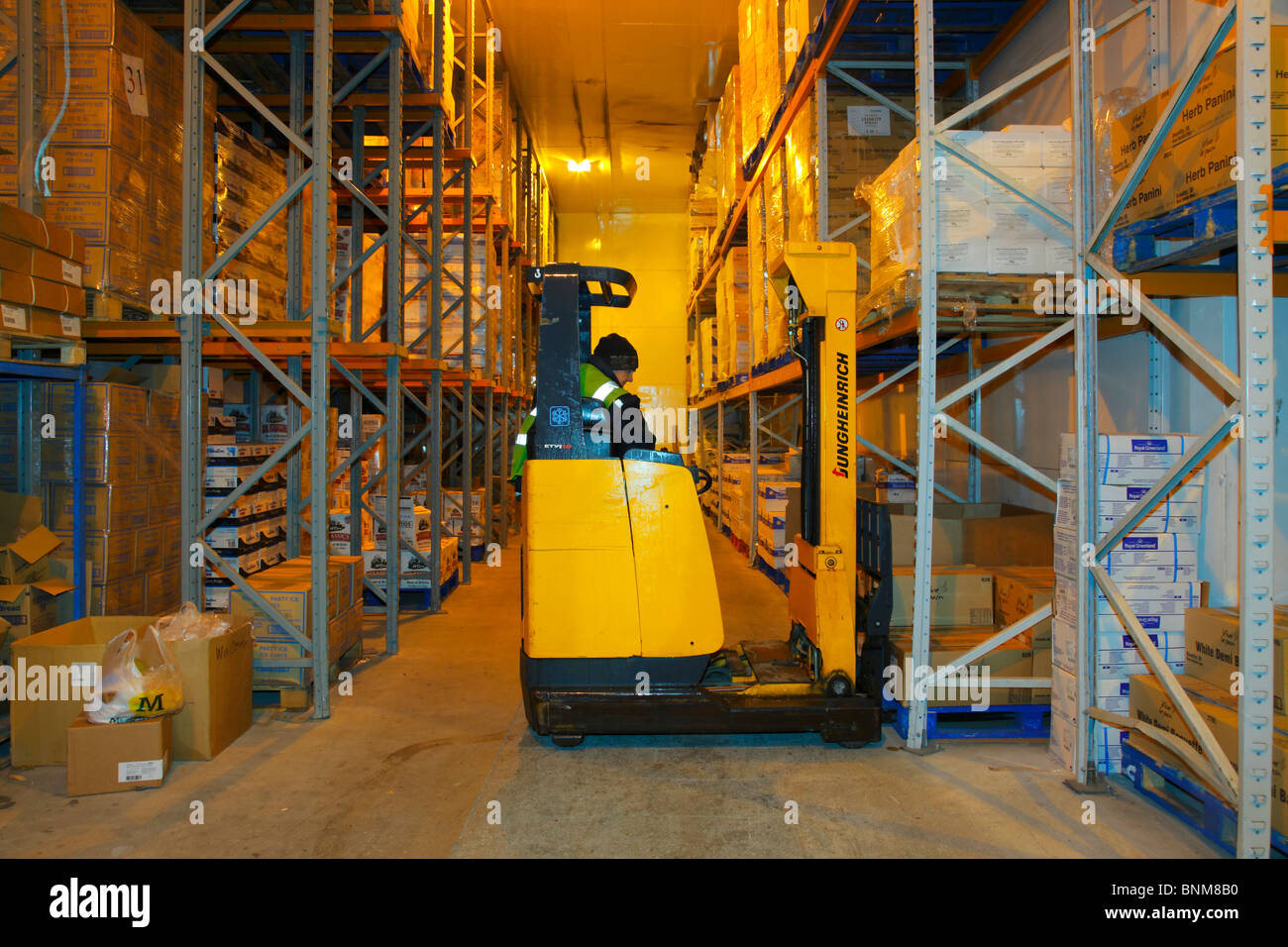 Fork Lift Stock Photos & Fork Lift Stock Images - Alamy