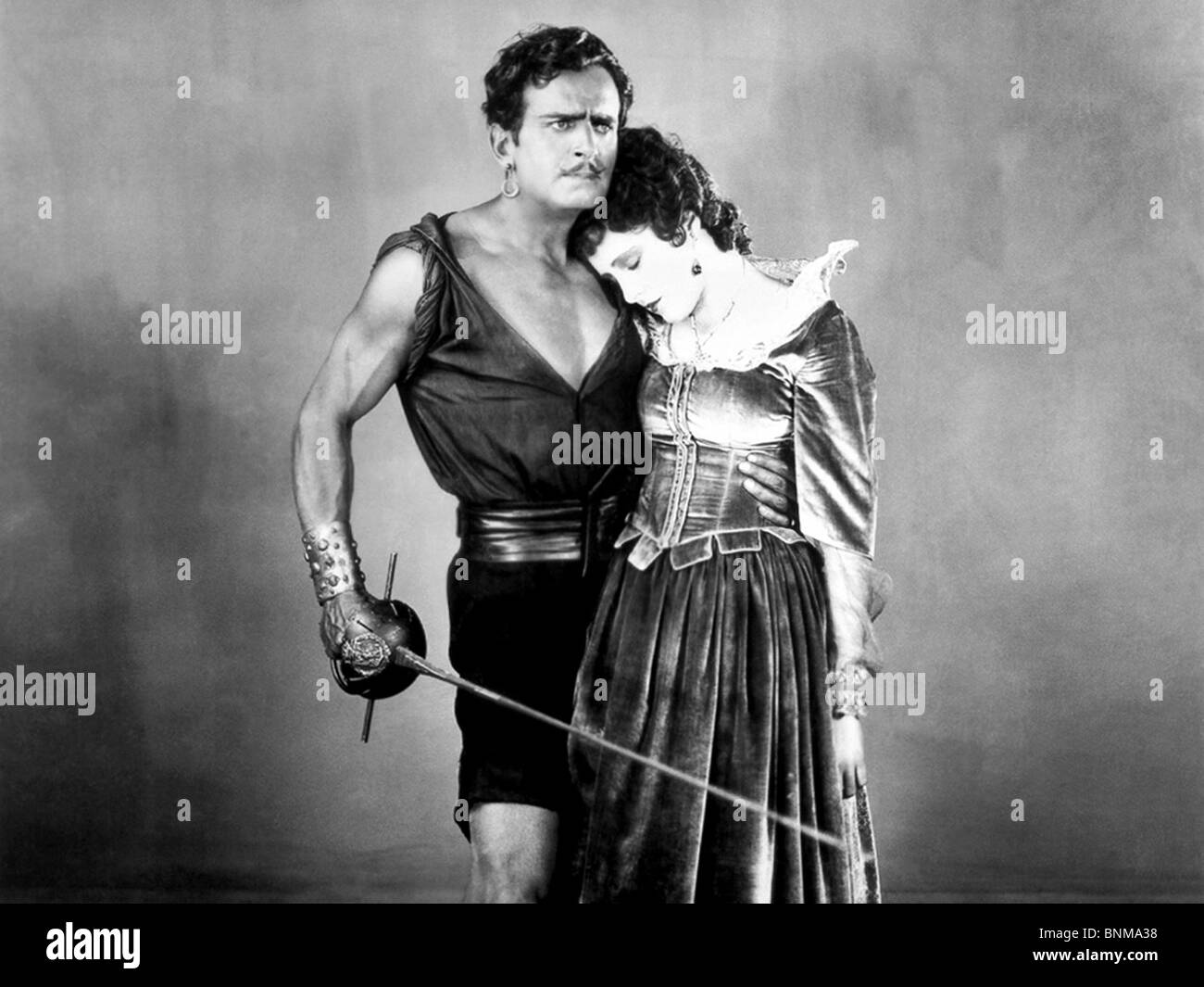 THE BLACK PIRATE (1926) DOUGLAS FAIRBANKS, BILLIE DOVE ALBERT PARKER (DIR) 002 MOVIESTORE COLLECTION LTD - Stock Image
