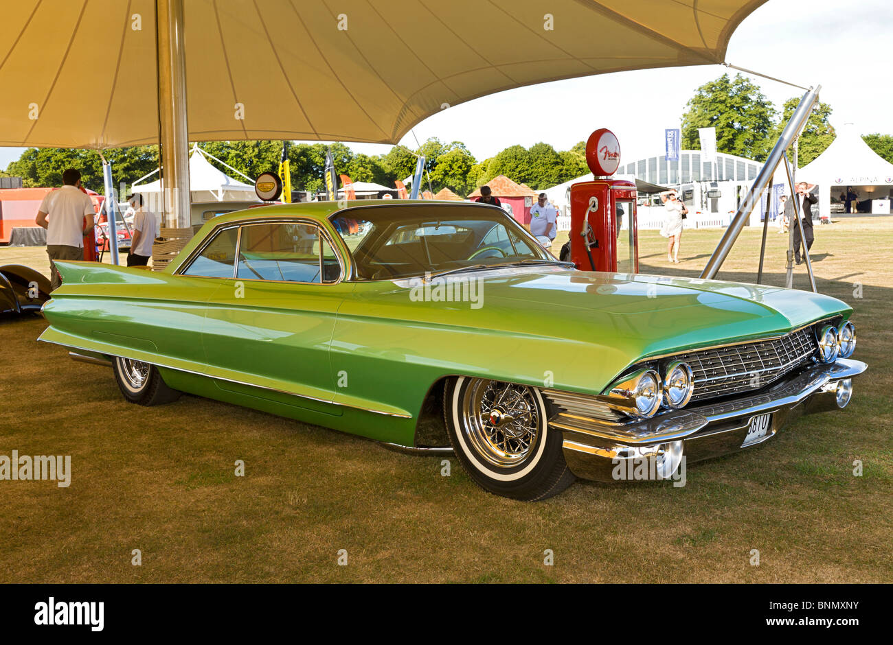 Coupe Deville Stock Photos Images Alamy 1954 Cadillac 1961 Custom Belonging To Jimmie Vaughan At The 2010 Goodwood Festival Of Speed