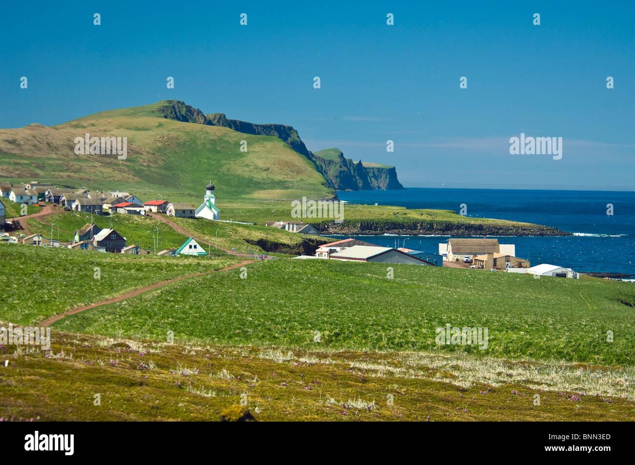 St George In The Pribilof Islands