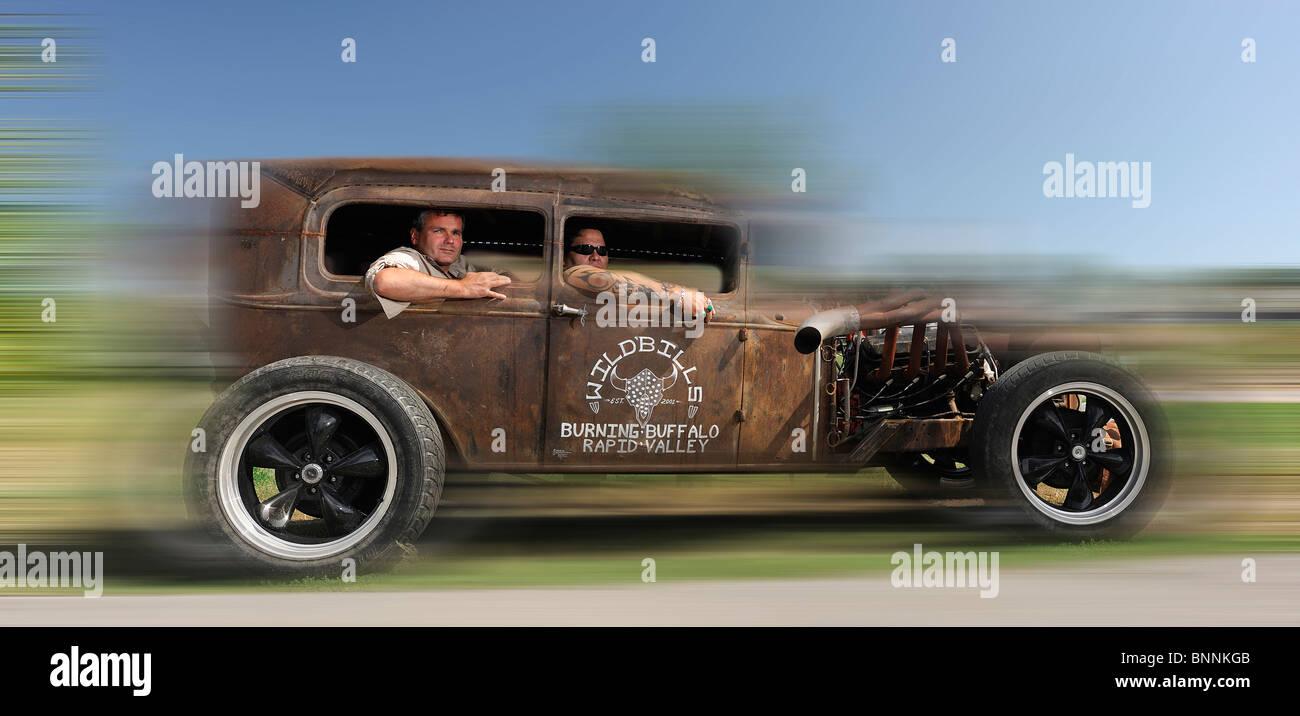 American Rat Rod Stock Photos & American Rat Rod Stock Images - Alamy