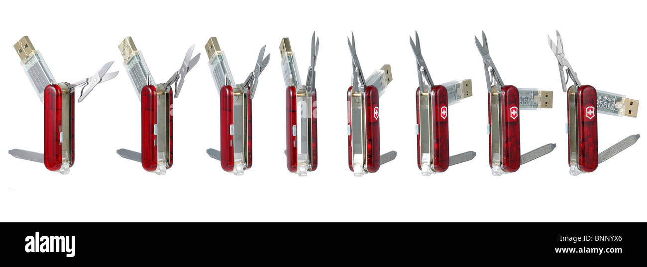 Victorinox Switzerland Knife Swiss Army Knife Swissmemory Ubs Stock