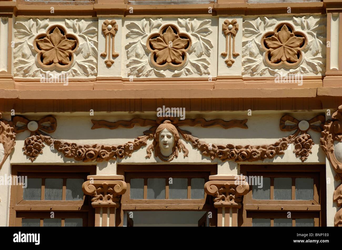 Decor Art Nouveau Stock Photos & Decor Art Nouveau Stock Images - Alamy