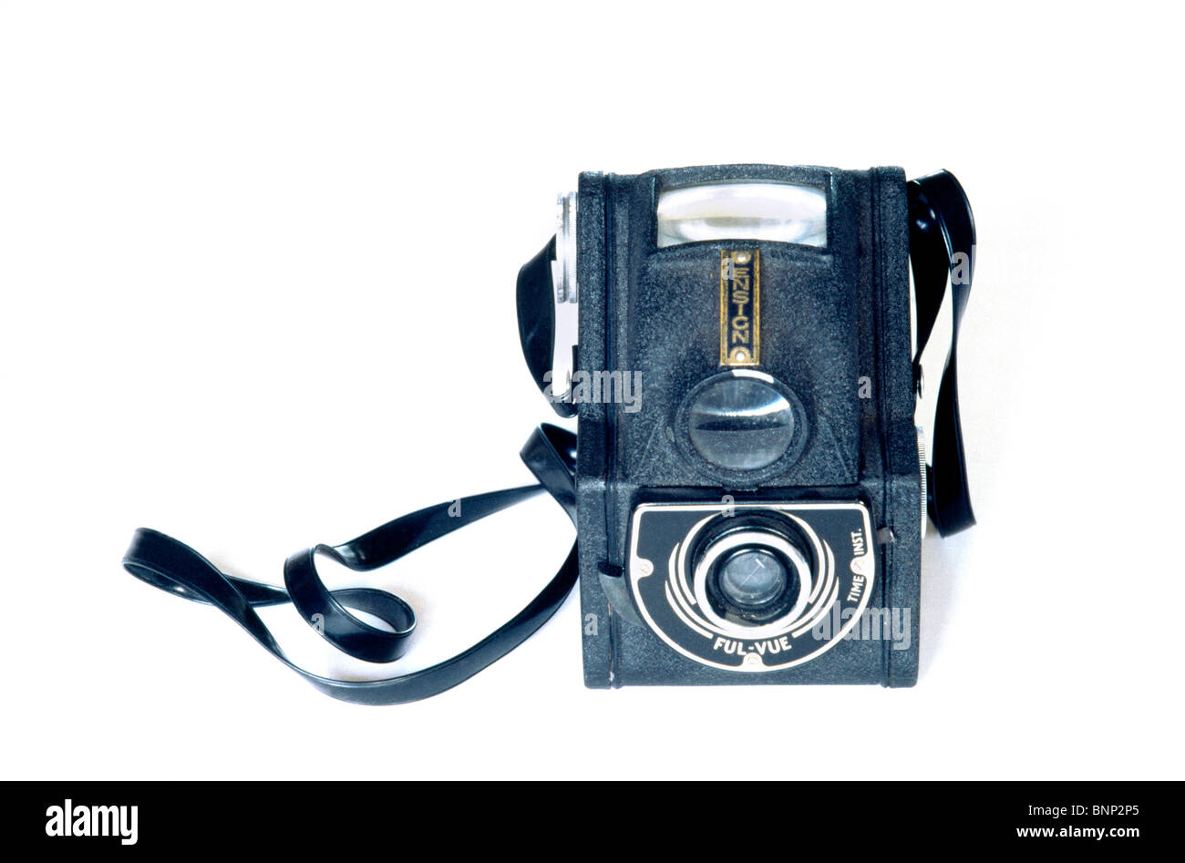 Old Camera Ensign Ful-Vue 'Bubble Camera' - Stock Image