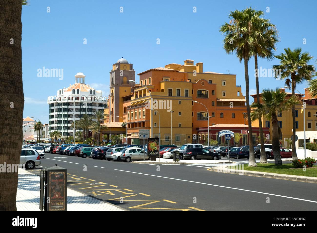 Hotel Villa Cortes Playa De Las Americas Tenerife