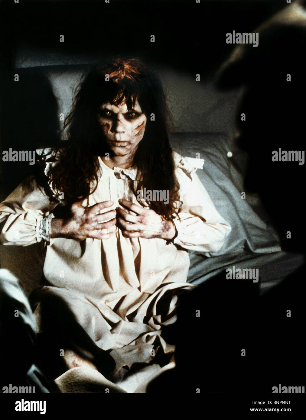 linda blair the exorcist 1973 stock photo 30618164 alamy