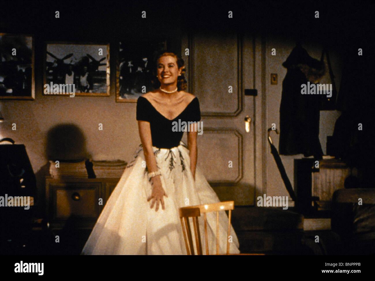 GRACE KELLY REAR WINDOW; (1954) - Stock Image