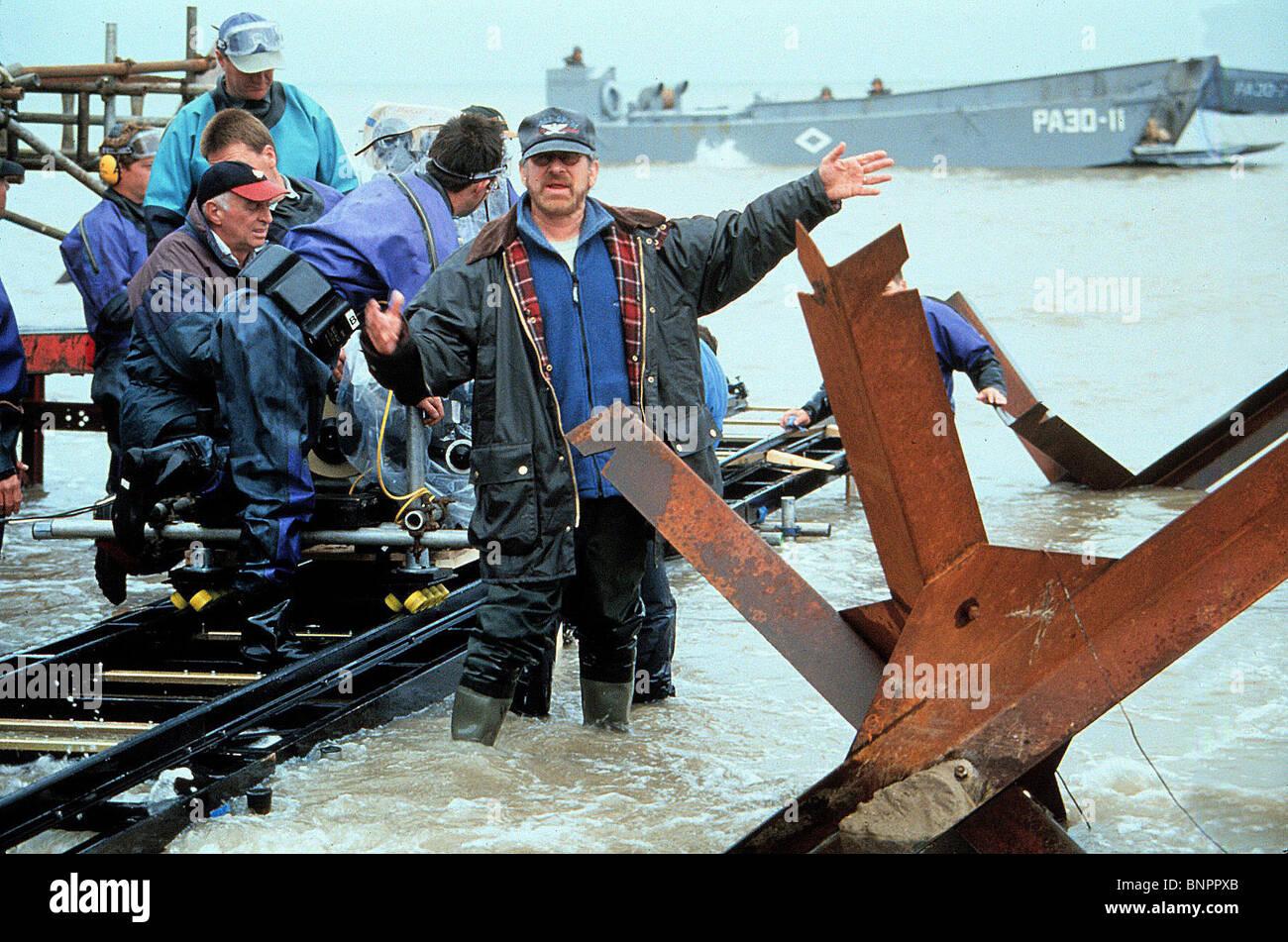 steven spielberg saving private ryan 1998 stock photo