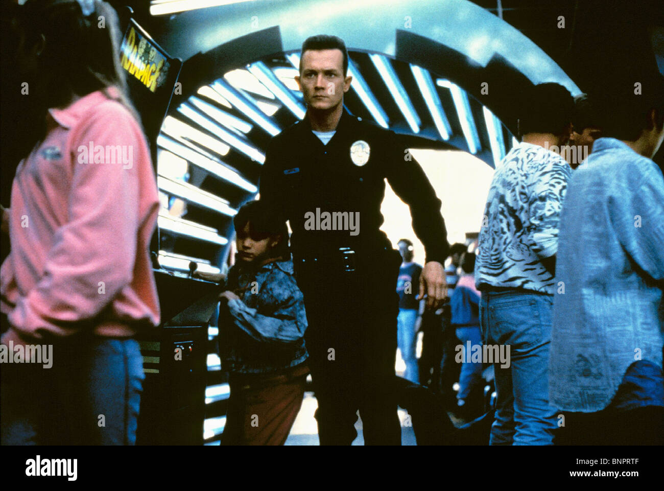 ROBERT PATRICK TERMINATOR 2: JUDGMENT DAY (1991) - Stock Image
