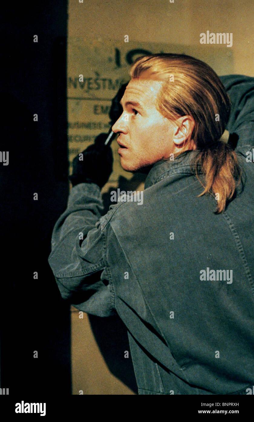 VAL KILMER HEAT (1995) - Stock Image