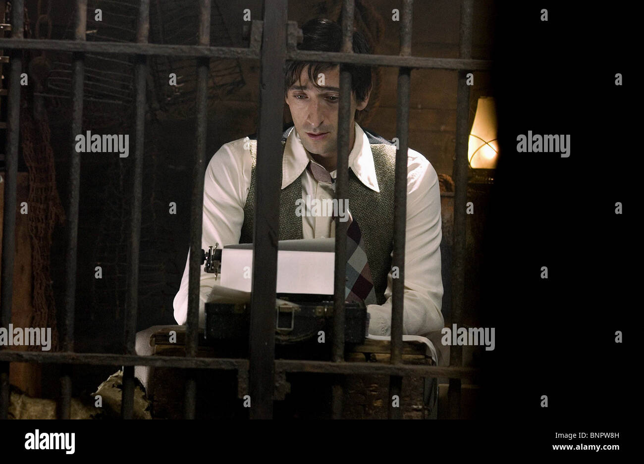 ADRIEN BRODY KING KONG (2005) - Stock Image