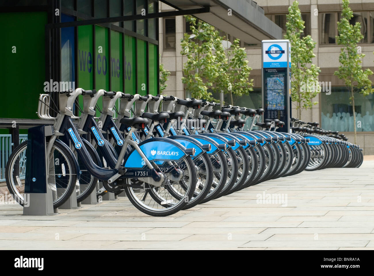 Boris Bike Stand High Resolution Stock Photography and Images   Alamy