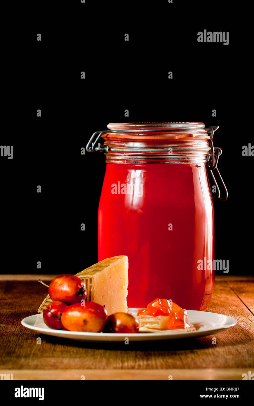 Food Still Life - Stock Image