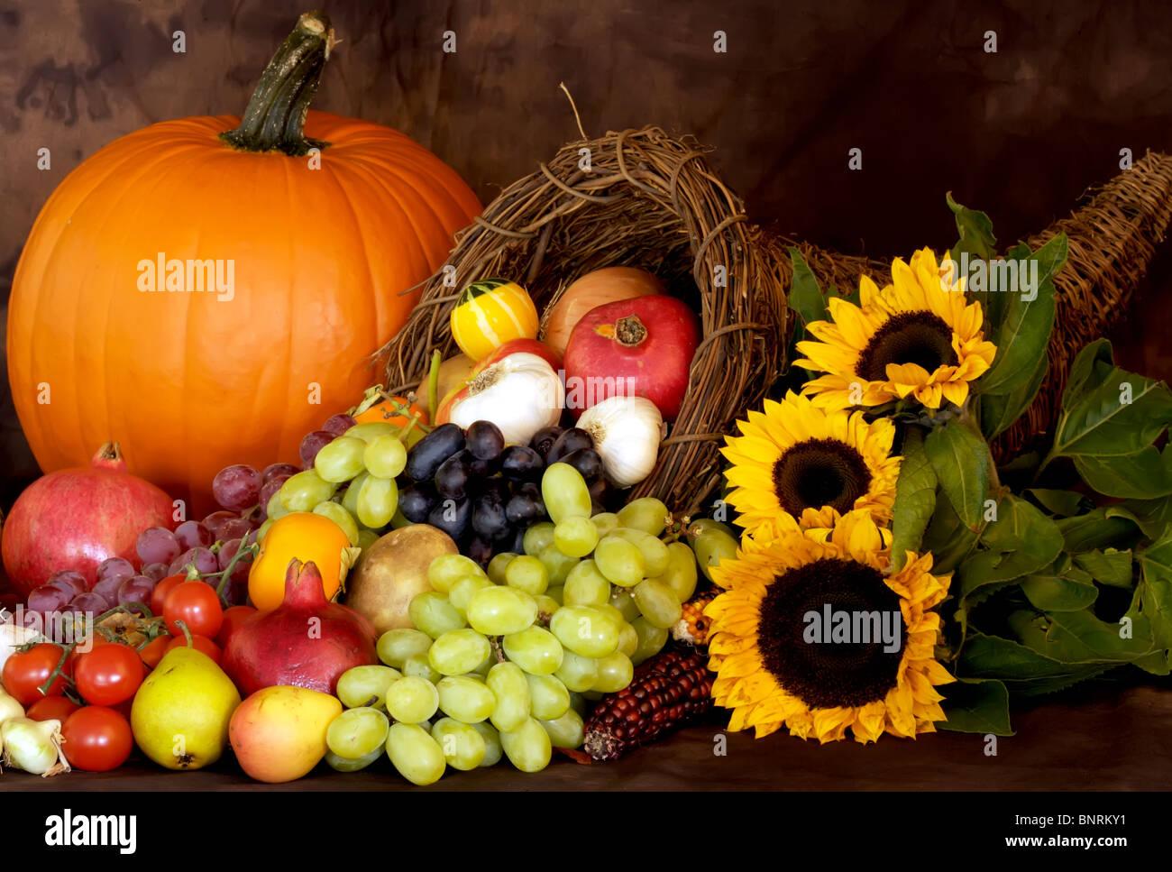 Thanksgiving - Stock Image