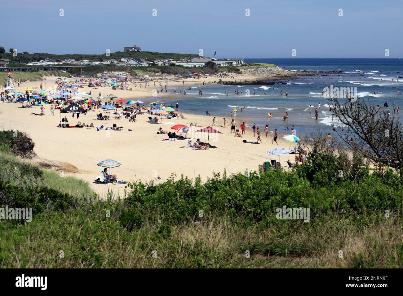 Beach Hampton Long Island