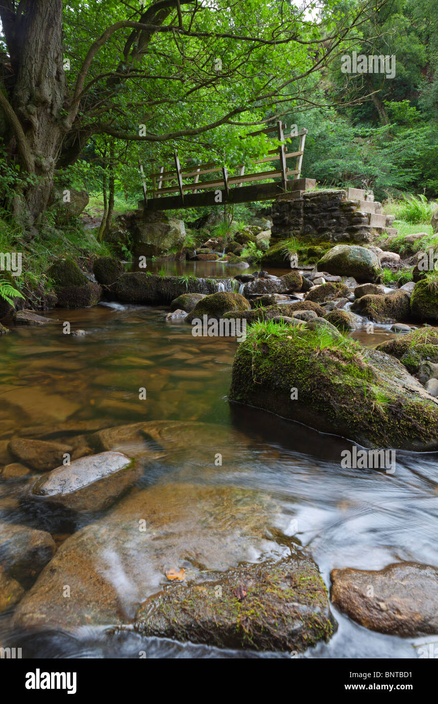 Valley Of Desolation. - Stock Image