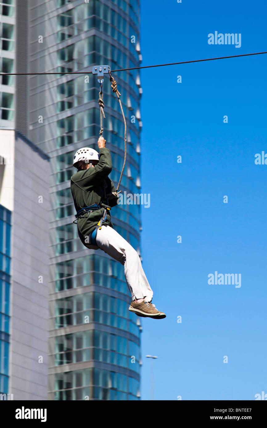 Zipline Stock Photos & Zipline Stock Images - Alamy