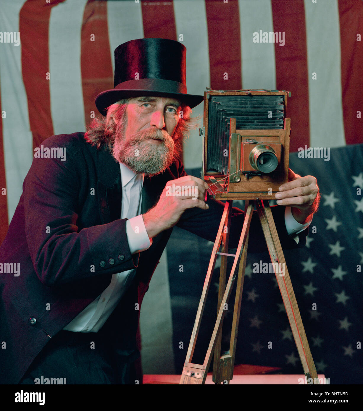 Image result for old timey photographer beard