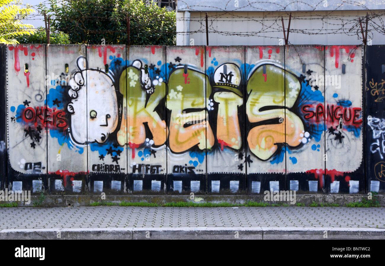 Graffiti rome