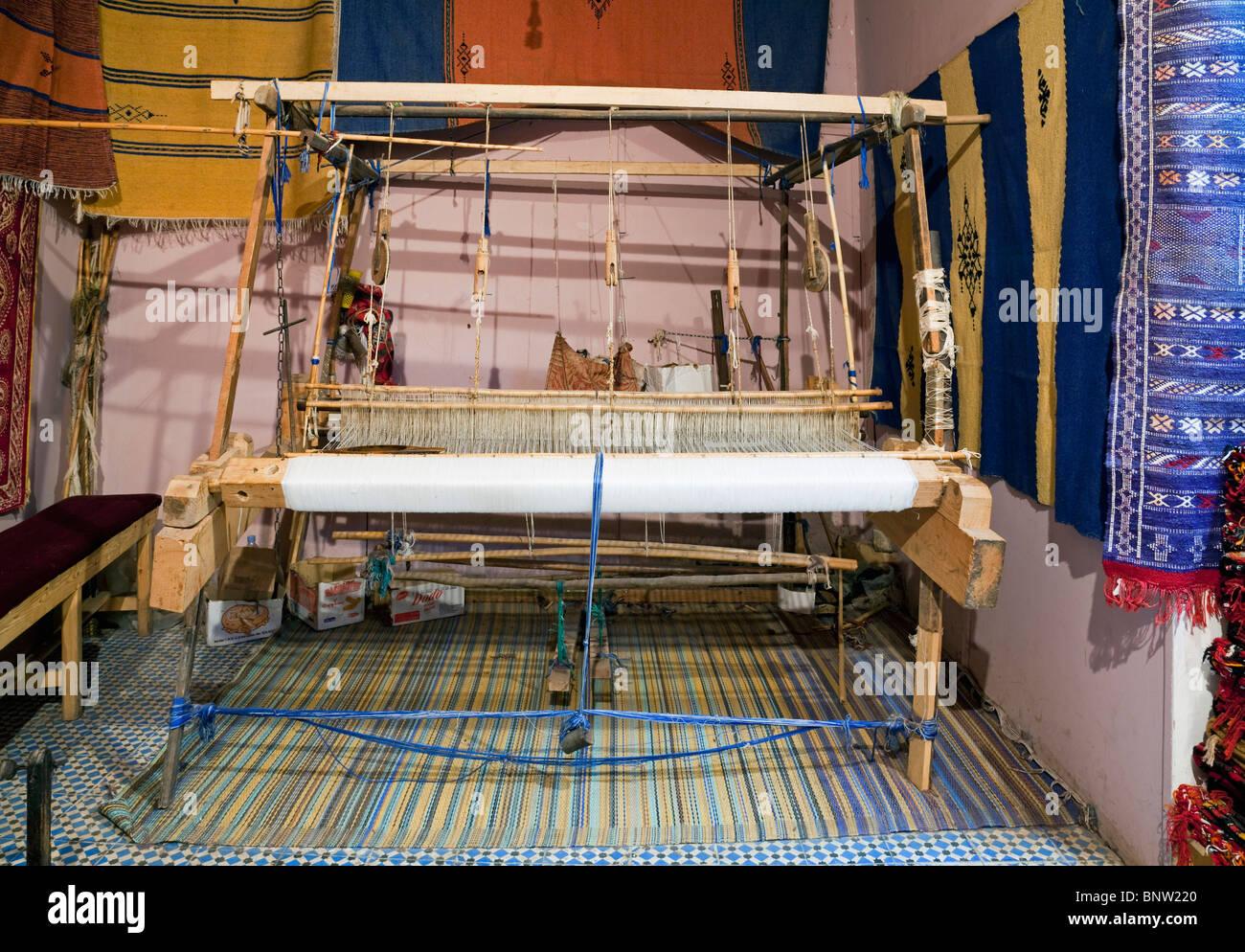 Weaving Shop Stock Photos & Weaving Shop Stock Images - Alamy