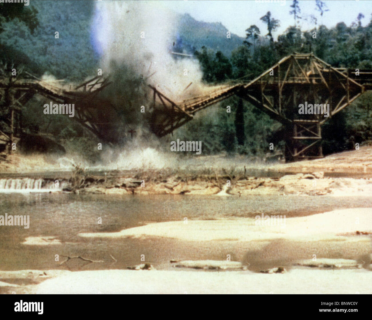 The Bridge on the River Kwai (1/8) Movie CLIP - The Coward ... |The Bridge On The River Kwai (1957)