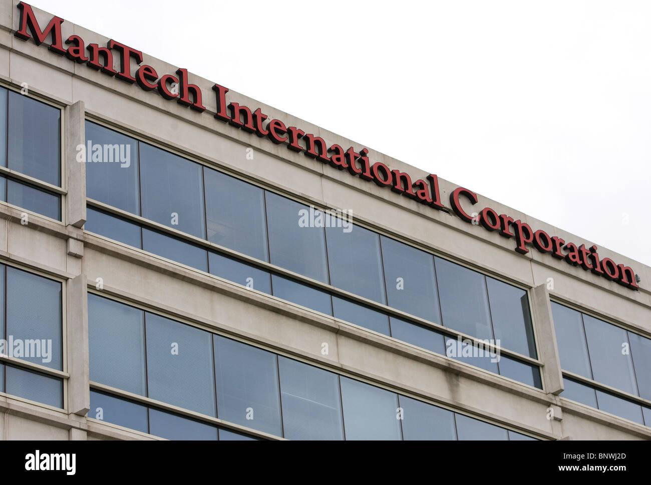 ManTech International Corporation - Stock Image