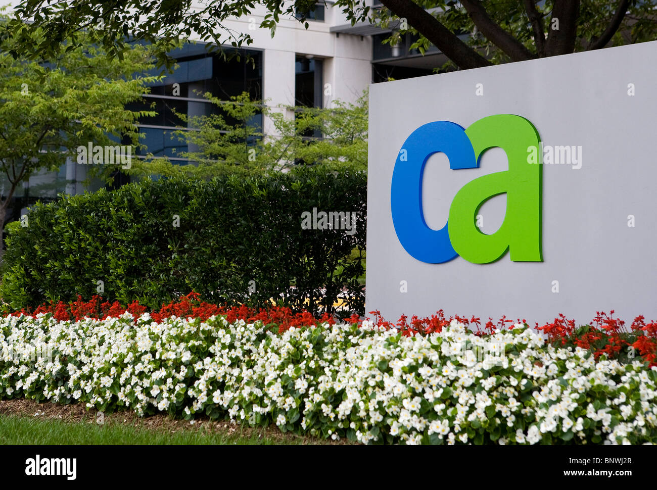 CA Technologies. - Stock Image