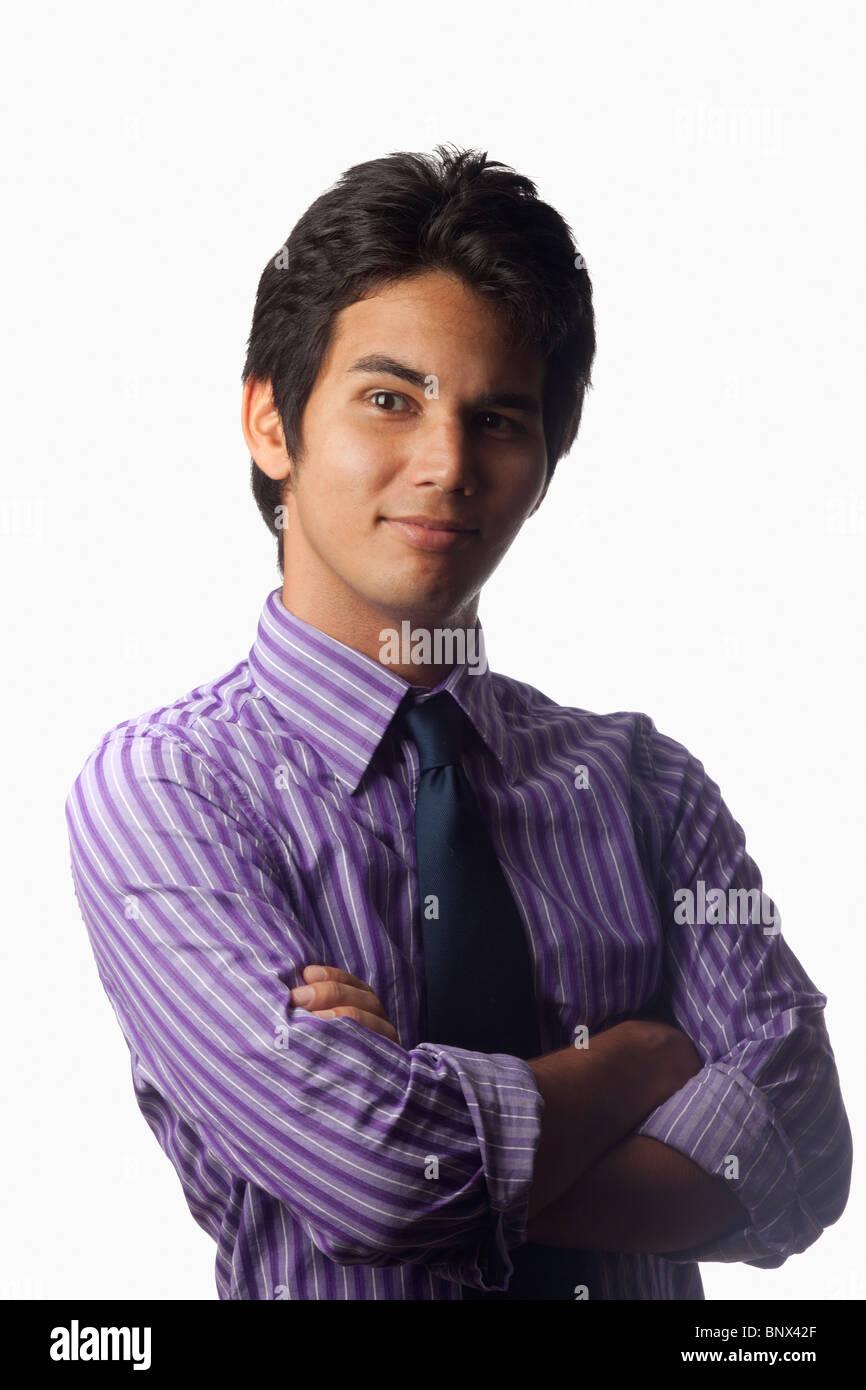 Asian american man