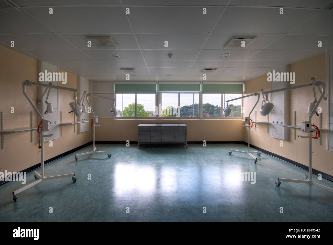 Chichester Hospital Maternity Unit Tangmere Ward - Stock Image