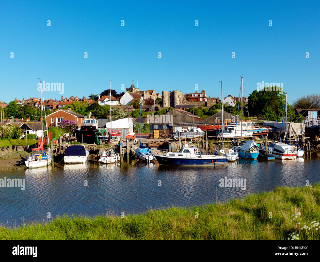 Rye, East Sussex - Stock Image
