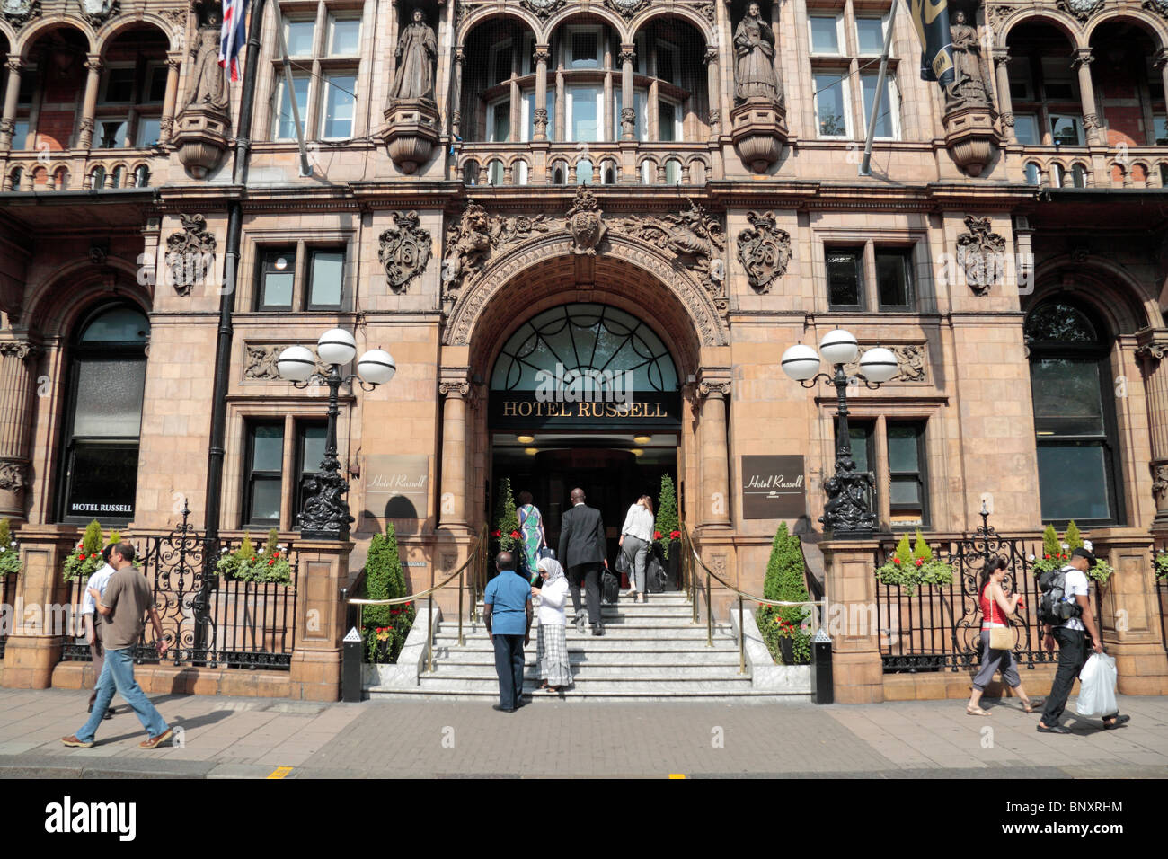 Bloomsbury Hotel London Russell Square