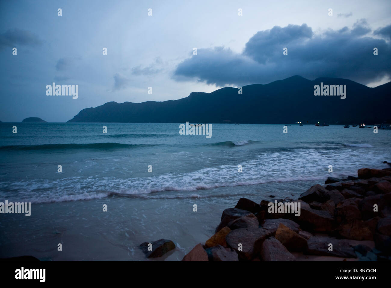 Con Son Island, Vietnam - Stock Image