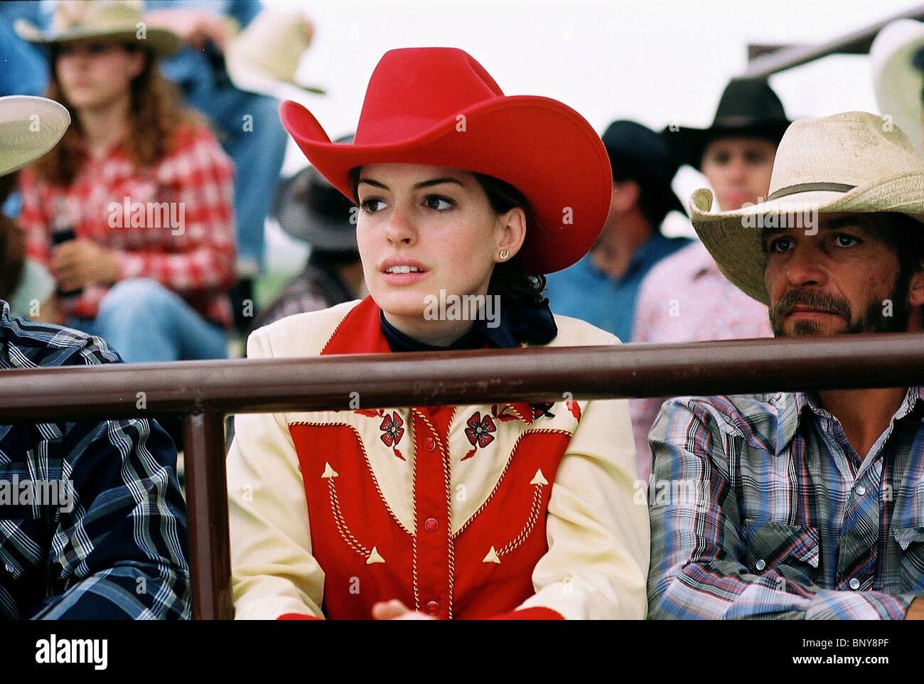 Anne Hathaway Brokeback Mountain 2005 Stock Photo Alamy