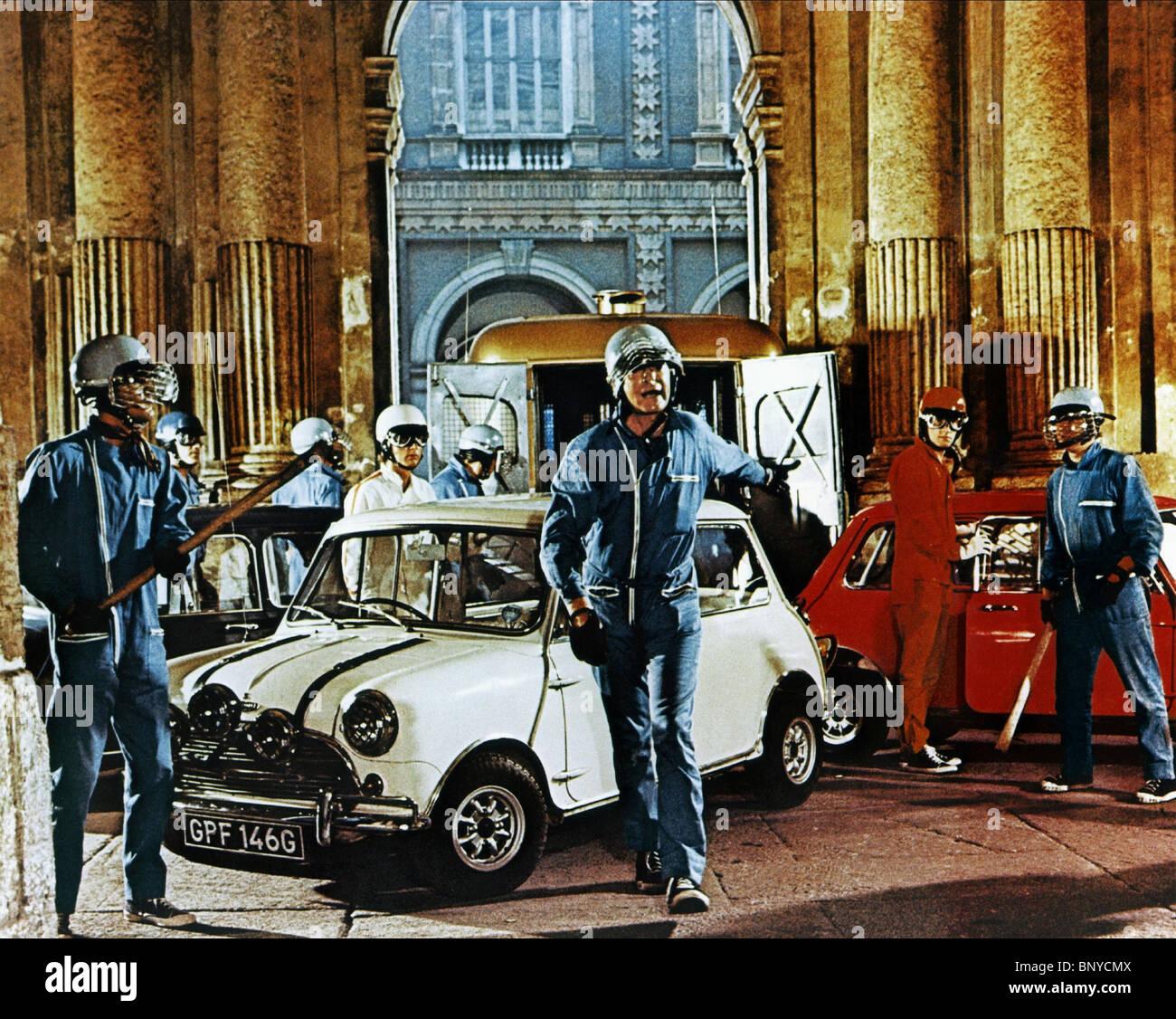 Michael caine the italian job (1969 stock photo: 30720842 alamy.