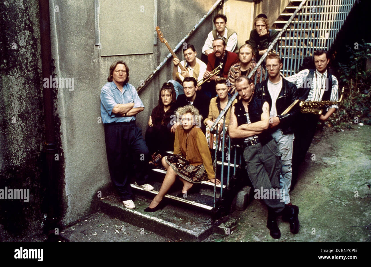 The Commitments Film Deutsch