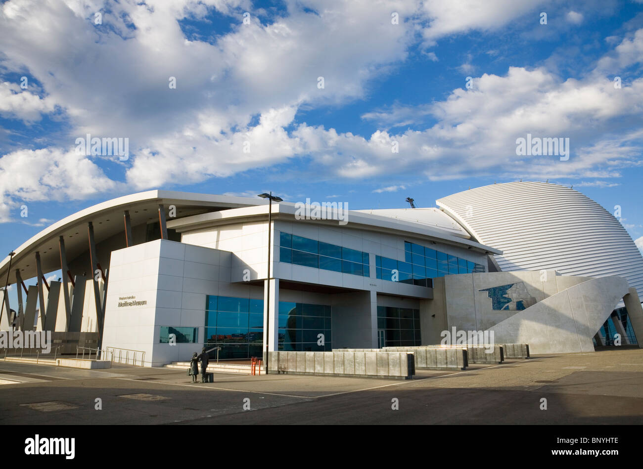 Western Australian Maritime Museum. Fremantle, Western Australia, AUSTRALIA. - Stock Image