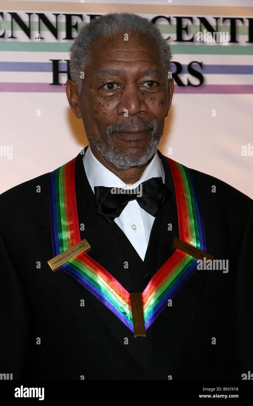 Morgan Freeman. - Stock Image