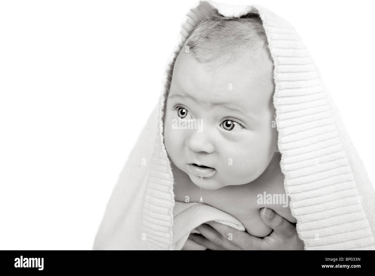 cute baby boy look shock surprise stock photos & cute baby boy look