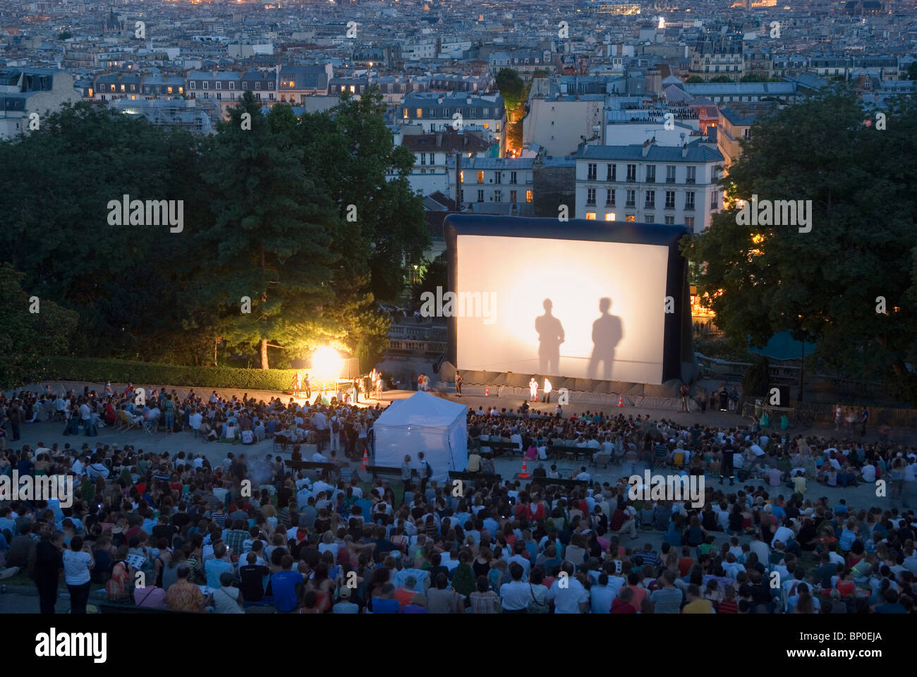 open air paris