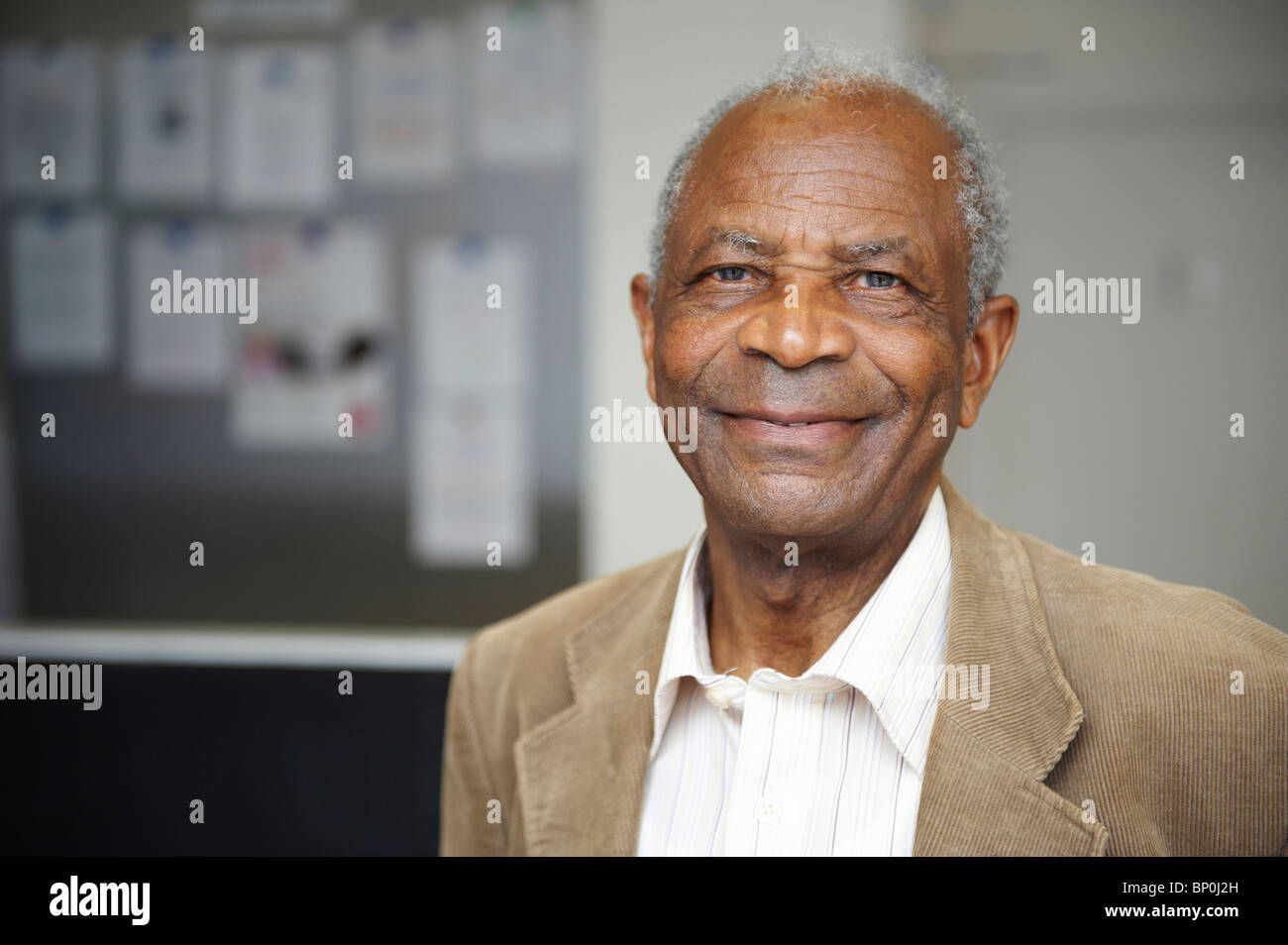 70 year old black man