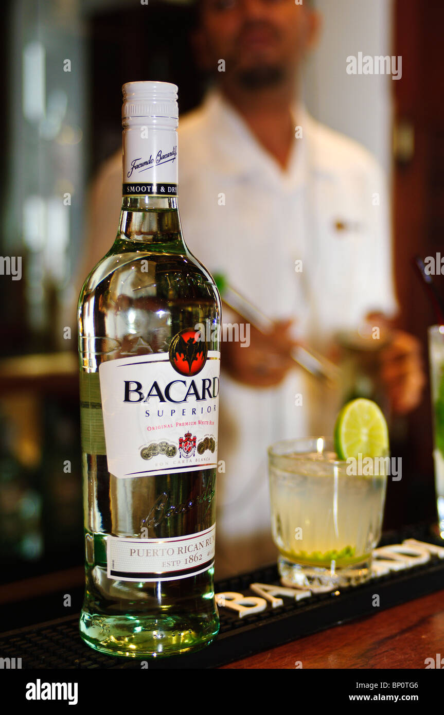 Bacardi Bottle Stock Photos Amp Bacardi Bottle Stock Images