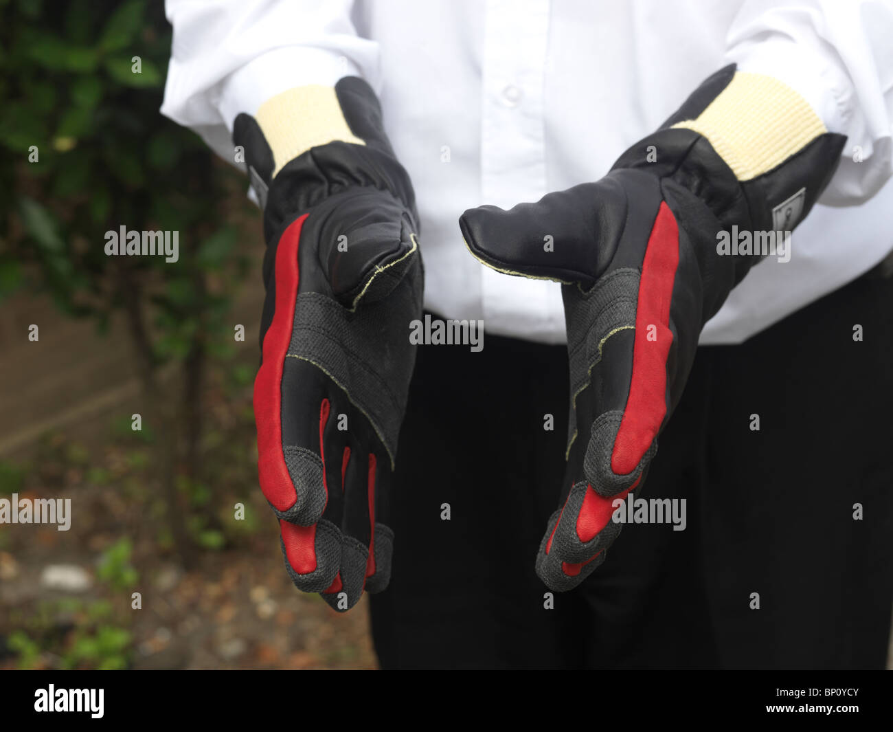 Gloves Fireman Stock Photos & Gloves Fireman Stock Images