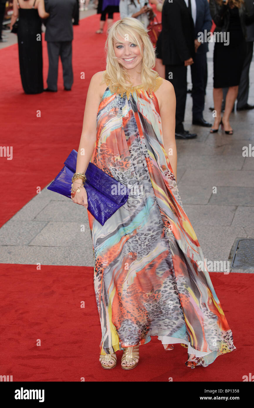 Liz McClarnon at the UK Premiere of 'The Expendables', Leicester Square, London. - Stock Image