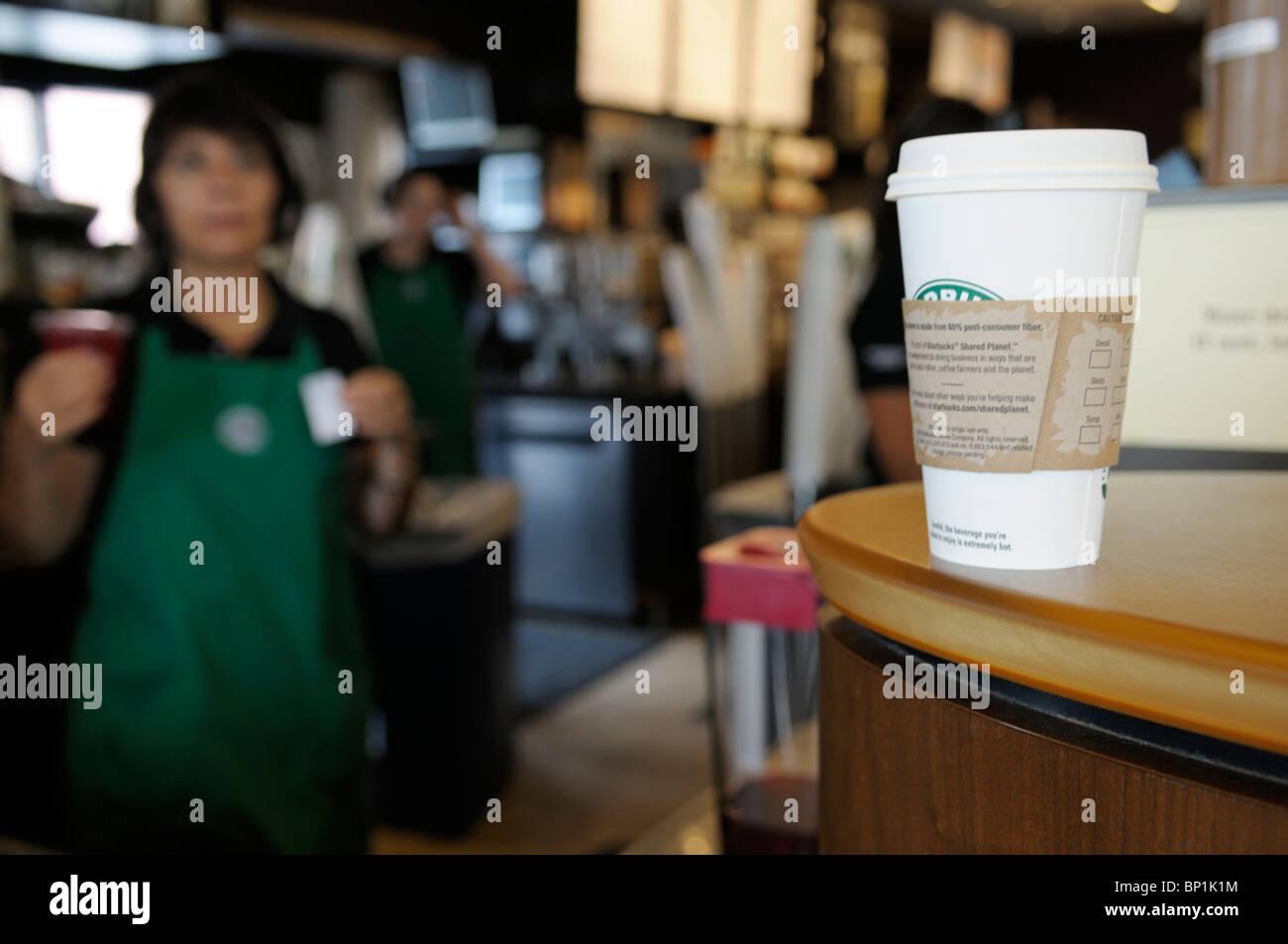 Starbucks barista stock options