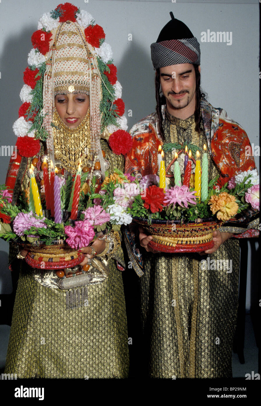 Yemenite Bride Stock Photos Yemenite Bride Stock Images Alamy