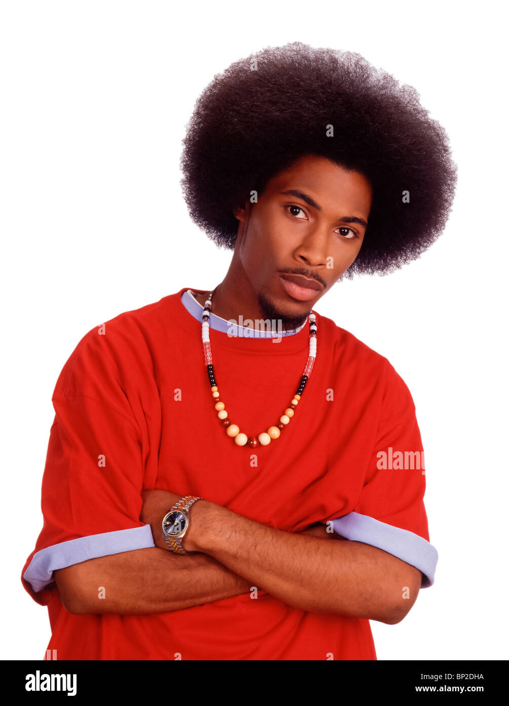 Teenage African American Boy Stock Photo Alamy